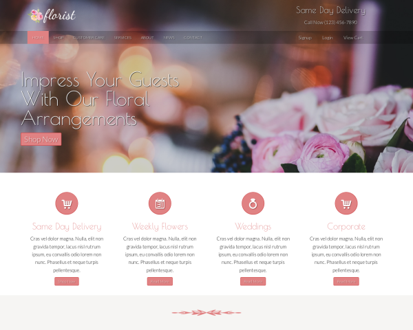 blumengeschaeft webdesign1