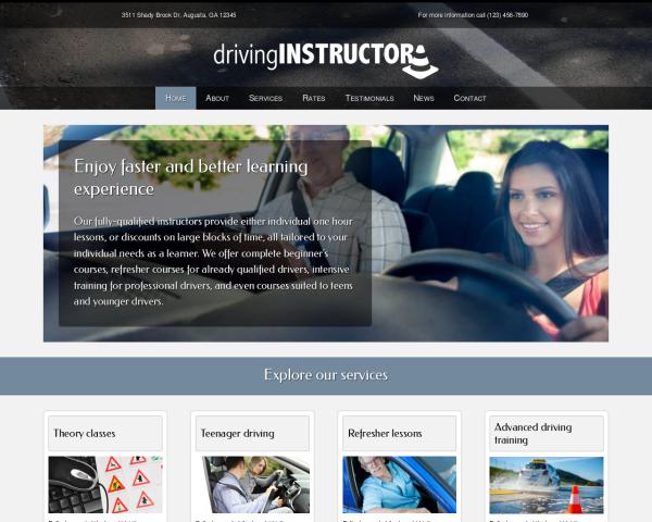 fahrschule webdesign1