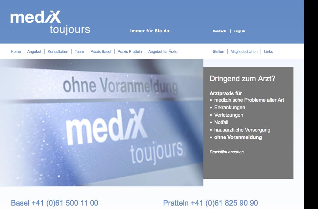 http_www.medix-toujours.ch_1 Mobile Webdesign