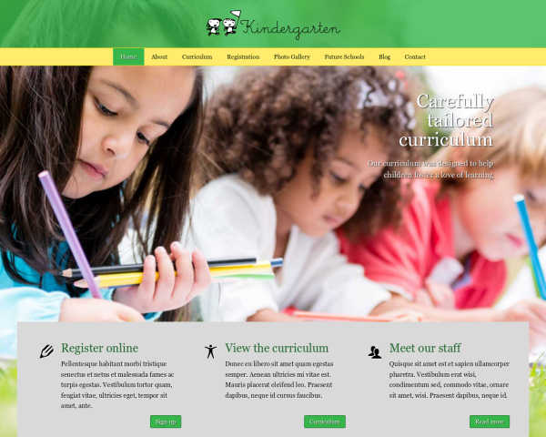 kindergarten_1280x1024_macbook Webdesign Luzern