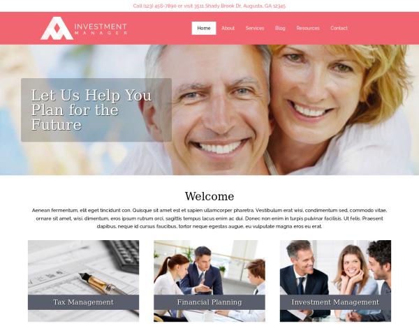 vermoegensverwalter-webdesign1 Webdesign Vorlagen