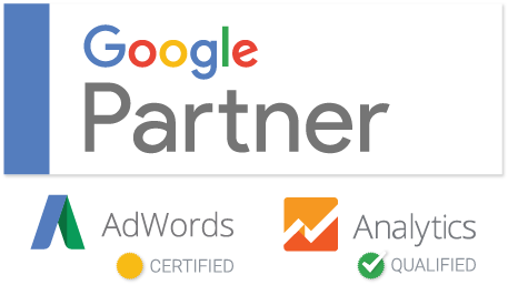 Google-partner-badge Angebot Adwords-Optimierung